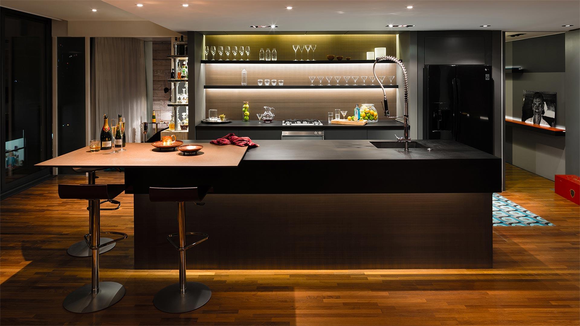 100 bespoke kitchen design london